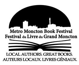 Logo Metro Moncton Book Festival - Festival du livre du Grand Moncton